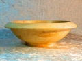 Maple bowl by Roy Tedesco