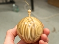 Hollow sphere ornament